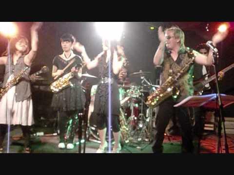 Celebrating Sipho By μ'sBOX 09 09 2012 Live At Mother Popcorn