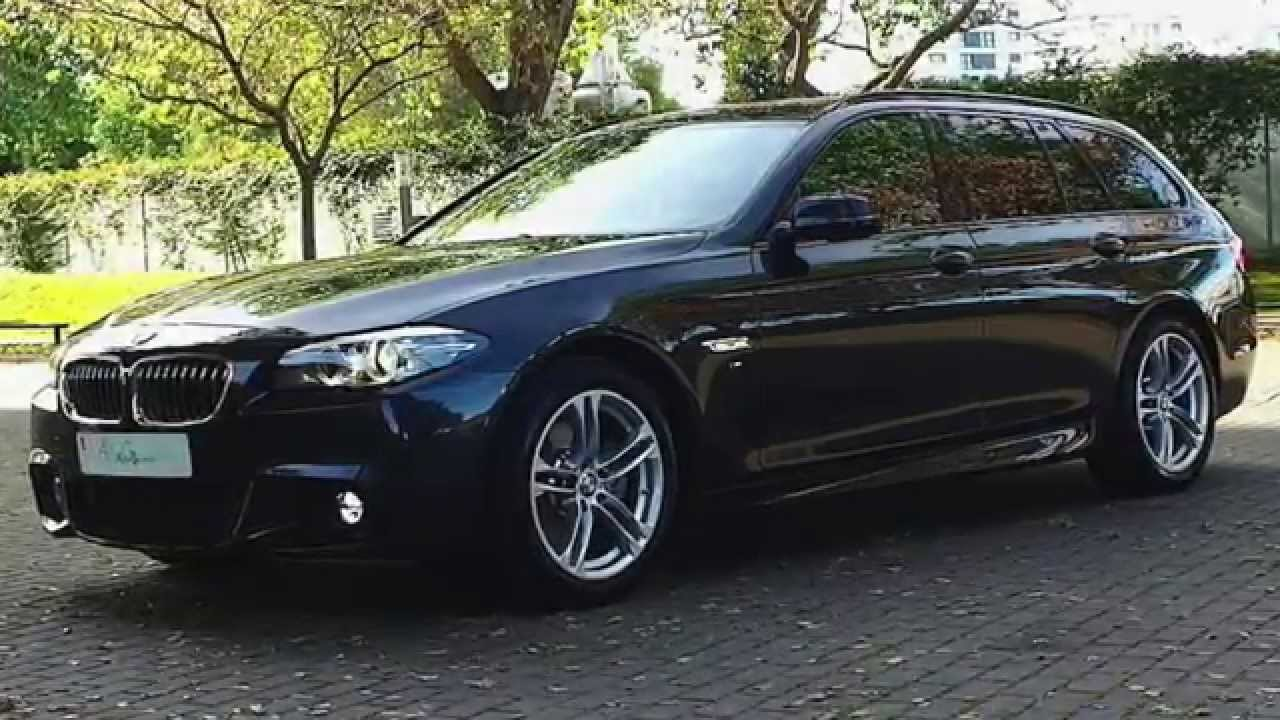 Bmw 520d Touring Pack M Auto Gouveia Youtube