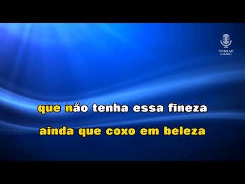 ♫ Demo - Karaoke - A MODA DA MINE - Baile Popular