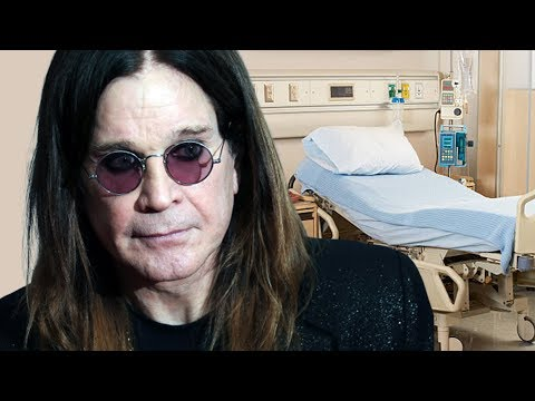 "Ozzy Osbourne Faces ""Serious"" Health Issues, All Shows In 2019 Cancelled Mp3"