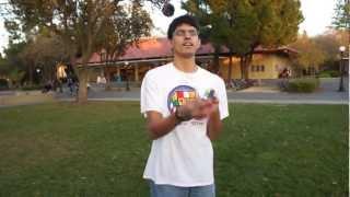 Sir Ravi The Juggler