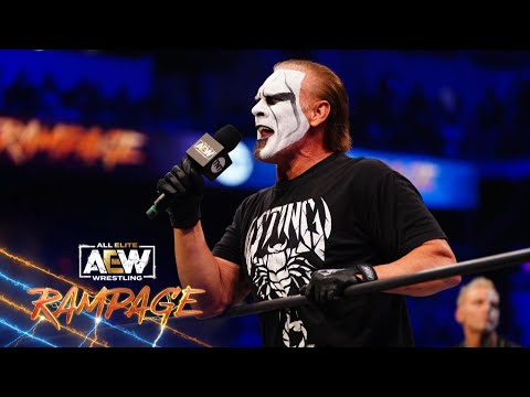 Sting and Darby Allin Find Out How Hard it is To Outsmart Tully Blanchard | AEW Rampage, 9/10/21