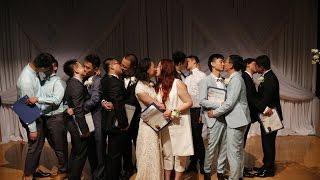 【中國情報】关注中国1600万同妻400万同夫,同性婚姻同志平权问题突显 20160408