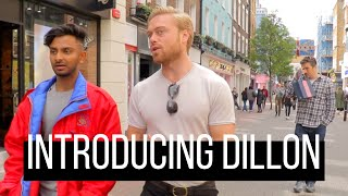 English Virgin Masters His Social Life Through Cold Approaching Women | Intro to Dillon