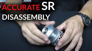 SR Spool Disassembly
