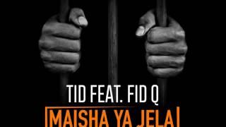 Baada ya sakata la dawa za kulevya T.I.D aachia wimbo mpya Maisha Ya Jela Feat. Fid Q