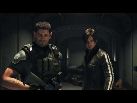 Resident Evil :Vendetta - Chris and Leon[ John Wick VERSION ]