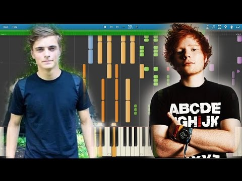 [IMPOSSIBLE] Martin Garrix & Ed Sheeran - Rewind Repeat It (Max Pandèmix piano cover)