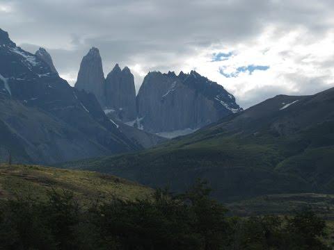 Torres Del Paine-  Laguna Amarga to Torres Central