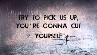 Broken Glass - Three Days Grace (Lyrics)