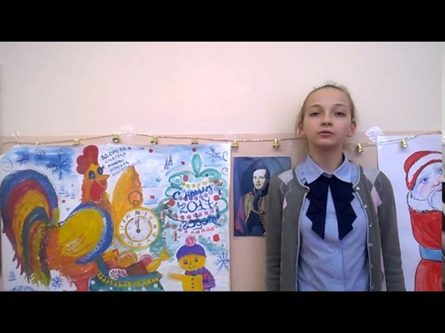 Изображение предпросмотра прочтения – МарияШирявская читает произведение «Тучи» М.Ю.Лермонтова