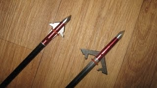 Dead Ringer Rampage Broadhead Test & Review