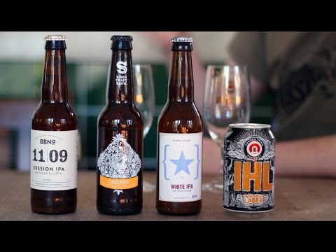 Sofa sessions: 4 kinds of Juicy Banger | The Craft Beer Channel indir