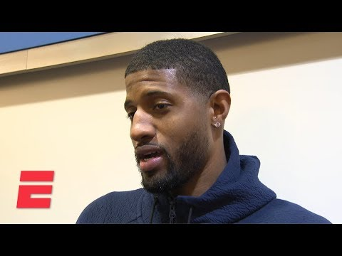Paul George on game-winning floater vs. Jazz