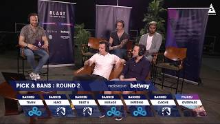 Picks & Bans with BLAST Talent | Presented by betway esports