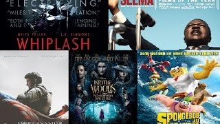 Filmkritik: Into the Woods, Spongebob Schwammkopf 3D, Selma, Whiplash, American Sniper