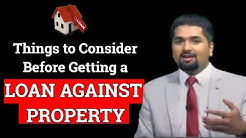 Loan Against Property - Interest Rate and Eligibility | Money Doctor Show English | EP 167
