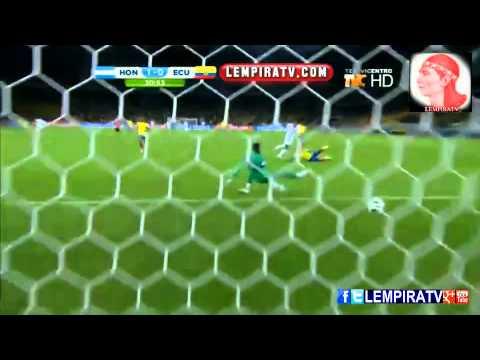 Gol de Costly contra Ecuador (1-2) Brasil 2014