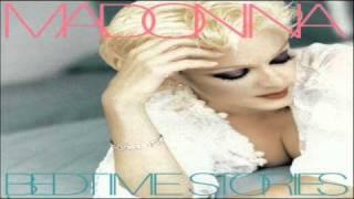 madonna bedtime stories album
