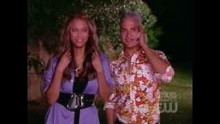 ANTM Cycle 12 - Tyra Gets Attacked By A Moth