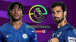 Reece James vs Andre Gomes | Chelsea vs Everton | EPL Invitational 2020