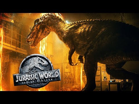 Download Youtube: CLOSE LOOK AT BARYONYX + MORE BABY BLUE | Jurassic World: Fallen Kingdom Speculation & Theories