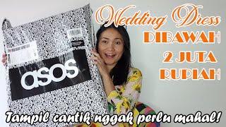 Wedding Dress Cantik Dibawah 2 Juta Rupiah, ASOS Wedding Dress Under $200