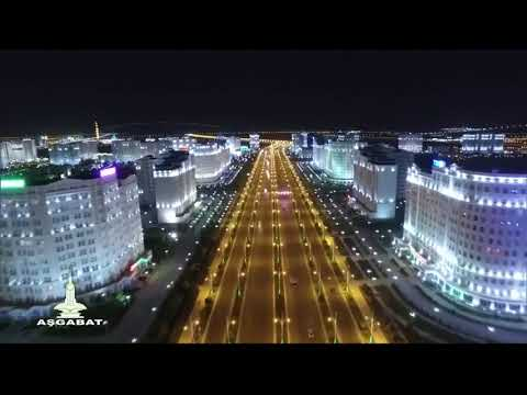 ASHGABAT 2018     720p HD