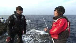 #015 長崎県五島列島・福江島 潮の流れを感じて磯釣りを楽しむ