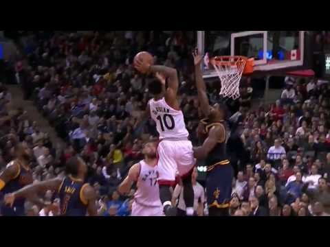 Demar DeRozan Hold Down The City
