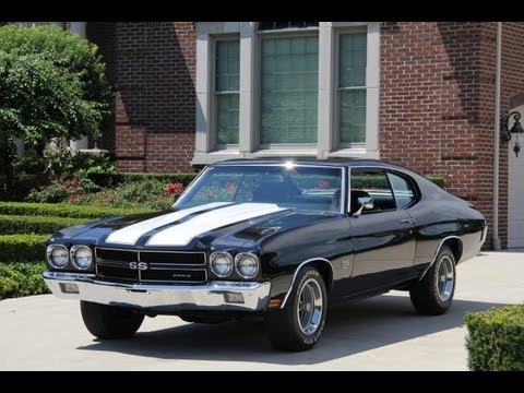 1970 chevrolet chevelle classic muscle car for sale in mi vanguard motor sales youtube. Black Bedroom Furniture Sets. Home Design Ideas