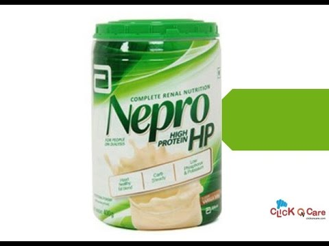 Nepro Hight Protein Powder On ClickOnCare