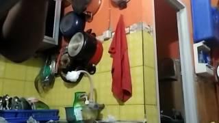 TUTORIAL CARA MEMBUAT PIPA SILENCER LEHERAN KNALPOT MOTOR MENJADI TITANIUM ATAU BLUE