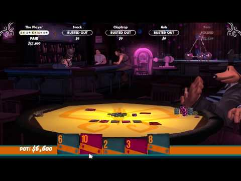 Poker Night 2 - Venture Bros Room Gameplay