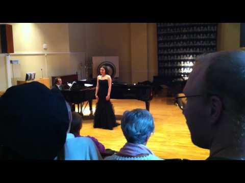 Ingeborg Aadland, eksamenskonsert, Grieg Academy, Bergen  4/4