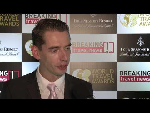 Sergey Elkin, sales manager, Sofitel Bahrain