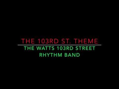 The 103rd St. Theme - The Watts 103rd Street Rhythm Band (1967) (HD Quality)