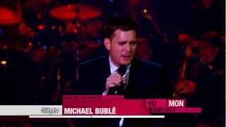 Michael Buble: Home for the Holidays on December 10th!