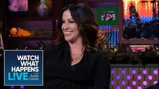 Alanis Morissette on Britney Spears' 'You Oughta Know' Cover | WWHL