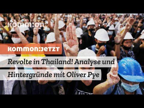 Revolte in Thailand: Analyse und Hintergründe mit Oliver Pey