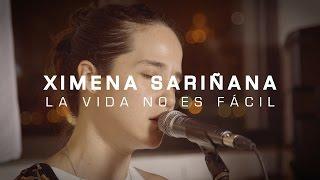Ximena Sariñana - La Vida No Es Fácil // The HoC Nueva York 2015