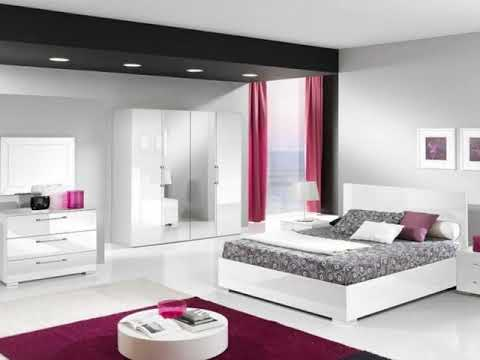 Adorable Pink And Black Bedroom Decorating Ideas