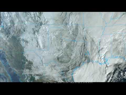Mon 2/15/21 - Texas arctic blast - SPECIAL STATUS UPDATE