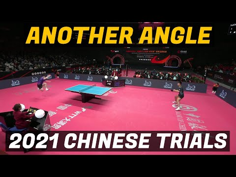 Download Fan Zhendong vs Zhou Qihao | 2021 Chinese Trials (Gold Medal - Another Angle)
