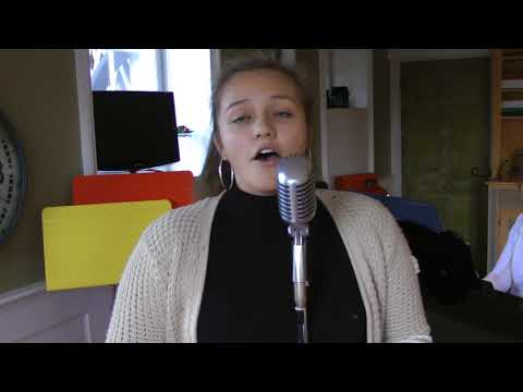 JULIA ELENA CLARKE ISLA Singing: RISE UP by Andra Day