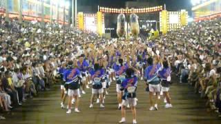 Awa Odori in Tokushima☆ http://www.pref.tokushima.jp/english/attrac...