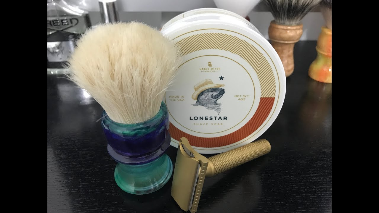 noble otter lonestar turn n shave 30mm whipped dog boar and the