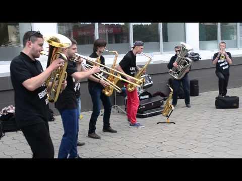 Вуличні музиканти (м.Луцьк)