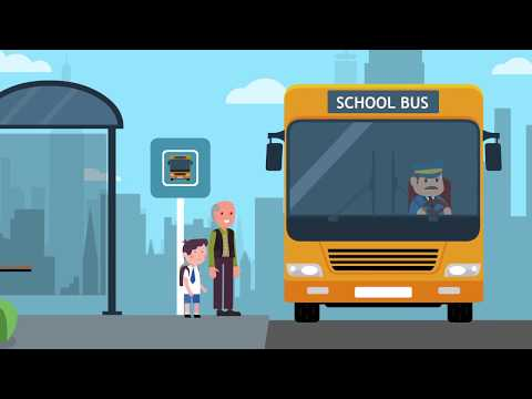 Childinfi - School Bus Tracking, Digital Schooling And School Attendance System