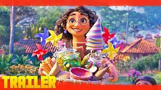 Encanto (2021) Disney Tráiler Oficial Español Latino